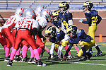 10-19-14, Junior Wolverines at the Big House