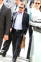 APR 15 Michael J. Fox at Late Show with David Letterman NY