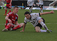 St Mirren v Ayr United 010417