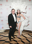 Charles Gradante and Caesars Entertainment Model Ashley Scott Attend The Association of Community Employment Programs for the Homeless Presents Viva Las Veg-ACE! held at the Waldorf Astoria (Starlight Roof), NY 5/19/11