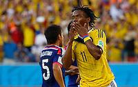 Colombia (COL) vs Japon (JPN) FIFA Brasil 2014, 24-06-2014