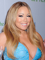 NEW YORK CITY, NY, USA - MAY 29: Singer Mariah Carey arrives at the 2014 Fresh Air Fund Honoring Our American Hero held at Pier Sixty at Chelsea Piers on May 29, 2014 in New York City, New York, United States.  (Photo by Celebrity Monitor)