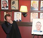 STING - Sardi's caricature unveiling
