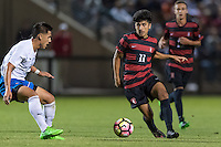 Stanford Soccer M vs San Jose State University, September 10, 2016