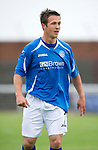 St Johnstone FC....Season 2011-12.Chris Millar.Picture by Graeme Hart..Copyright Perthshire Picture Agency.Tel: 01738 623350  Mobile: 07990 594431