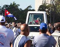 Cuba Pope Benedict XV1 Havana