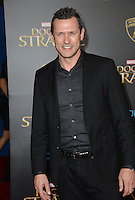 LOS ANGELES, CA. October 20, 2016: Jason O'Mara at the world premiere of Marvel Studios' &quot;Doctor Strange&quot; at the El Capitan Theatre, Hollywood.<br /> Picture: Paul Smith/Featureflash/SilverHub 0208 004 5359/ 07711 972644 Editors@silverhubmedia.com