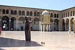 Ummayad mosque Damascus
