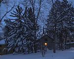 2.2.15 Snow Scenic 5.JPG by Matt Cashore/University of Notre Dame