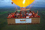 20110210 FEBRUARY 10 Cairns Hot Air Ballooning