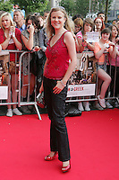 22/6/2010. Get Him to the Greek Irish Premiere.  Nuala Carey is pictured arriving at the Savoy Cinema Dublin for the Irish Premiere of Get Him to the Greek. Picture James Horan/Collins Photos