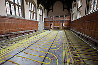 #16 June. Pembroke College Hall, Bar and Forte Room Refurbishment