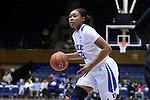17 November 2016: Duke's Kendall Cooper. The Duke University Blue Devils hosted the Grand Canyon University Antelopes at Cameron Indoor Stadium in Durham, North Carolina in a 2016-17 NCAA Division I Women's Basketball game. Duke won the game 90-47.