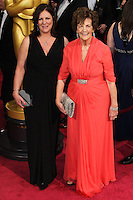 HOLLYWOOD, LOS ANGELES, CA, USA - MARCH 02: Jane Libberton, Philomena Lee at the 86th Annual Academy Awards held at Dolby Theatre on March 2, 2014 in Hollywood, Los Angeles, California, United States. (Photo by Xavier Collin/Celebrity Monitor)