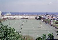 Wildwood Tennis Coasts & Bandstand & Boardwalk, Wildwood,New Jersey
