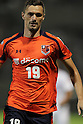 Milivoje Novakovic (Ardija),.AUGUST 11, 2012 - Football / Soccer :.2012 J.League Division 1 match between Omiya Ardija 1-2 Sanfrecce Hiroshima at NACK5 Stadium Omiya in Saitama, Japan. (Photo by Hiroyuki Sato/AFLO)