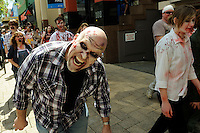 Zombie Walk 2013 - Perth, Western Australia