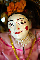 oriental puppet, Palermo puppet Museum, Sicily