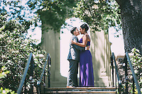 Candy and Castro's Oakland Wedding