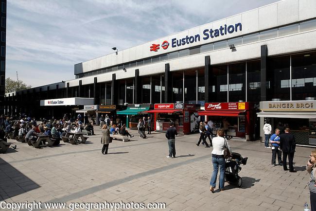 Euston railway station London | GeographyPhotos: geographyphotos.photoshelter.com/image/i0000goci7henjzo