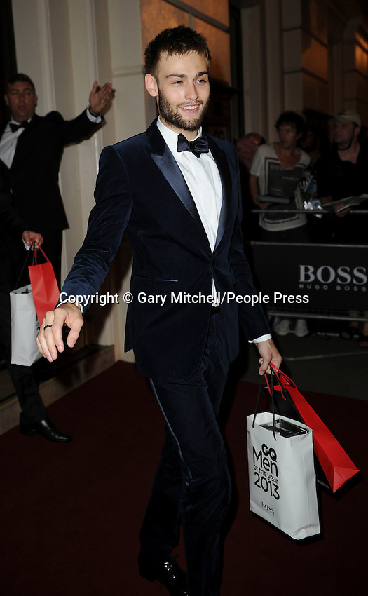 GQ Awards 2013, Departure sightings on 3rd September 2013.<br /> London, England.