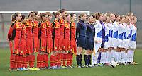 2014.02.09 U19 Belgium - Netherlands