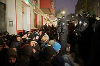 2013/02/14 Berlin | Zwangsräumung Lausitzer Strasse