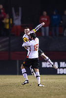 Maryland Men's Soccer vs Louisville, December 1, 2012