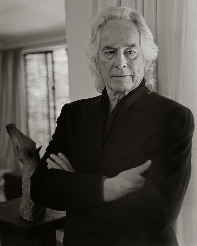 Michael McClure, 2010.  Poeta.
