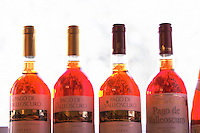 Pago de Valleoscuro Rosado rose , Bodegas Otero, Benavente spain castile and leon