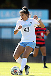 12 November 2016: North Carolina's Alex Kimball. The University of North Carolina Tar Heels played the Liberty University Flames at Fetzer Field in Chapel Hill, North Carolina in a 2016 NCAA Division I Women's Soccer Tournament First Round match. UNC won the game 3-0