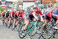 Picture by Alex Whitehead/SWpix.com - 12/05/2017 - Cycling - Tour Series Round 3, Northwich - Matrix Fitness Grand Prix - Drops' Abigail Van Twisk