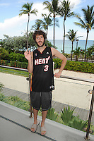 MIAMI BEACH , FL - JULY 23: Lil Dicky poses for a portrait at the I Heart Radio Y-100 Mackapoolooza Pool Party at The Fountainbleu on July 23, 2016 in Miami Beach, Florida. Credit: mpi04/MediaPunch