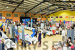 Castleisland Enterprise Town Expo was officially opened by RTÉ broadcaster and Journalist Miriam O'Callaghan on Friday at the Castleisland Community Centre.