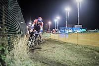 Mathieu Van der Poel (NED/Beobank-Corendon)<br /> <br /> Elite Men's race<br /> Superprestige Diegem 2016