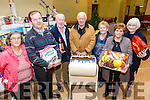 At the St. Brendan's Community Centre, Ballydwyer Annual Bazaar on Sunday Pictured committee Members l-r Mary O'Connell, Fionna Fitzgerald, Tadhg Curran, Bob Fitzgerald, Joan Fitzgerald, Mary Casey and Florence Ahern
