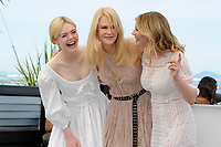 """MAY 24 """"The Beguiled"""" Photocall - 70th Cannes Film Festival"""
