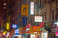Chinatown, Manhattan, New York City, New York, USA