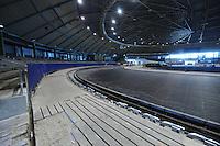 SCHAATSEN: HEERENVEEN: IJsstadion Thialf, 16-07-2015, Ver(nieuw)bouw, ©foto Martin de Jong