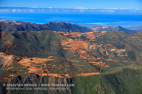 Kone New Caledonia  city photo : ... mine near Kone, New Caledonia | Tikiwaka New Caledonia Stock Photo