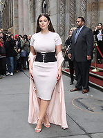 NEW YORK, NY April 21, 2017 Ashley Graham attend Variety's Power of Women NY Presented by Lifetime, at Cipriani Midtown in New York April 21,  2017. Credit:RW/MediaPunch