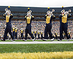 University of Michigan football 65-21 victory over Bowling Green State University at Michigan Stadium in Ann Arbor, MI, on September 25, 2010.