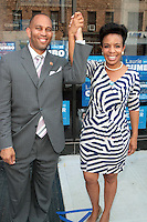 U.S. Congressman Hakeem Jeffries endorses Laurie Cumbo for NYC Council