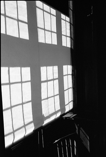 Window Blinds, Felbrigg Hall, Norfolk by Paul Cooklin