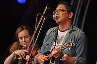 Papa Truck, main stage, Kinecroft, Bunkfest 2014. Wallingford. 30.08.2014