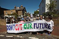 "26.05.2012 - UK Uncut presents ""Great London Street Party"""