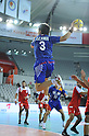 Kota Ozawa (JPN),  OCTOBER 27, 2011 - Handball : Asian Men's Qualification for the London 2012 Olympic Games match between Japan 34-29 Kazakhstan in Seoul, South Korea.  (Photo by Takahisa Hirano/AFLO)