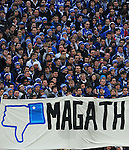Fussball, Bundesliga 2010/2011: FC Schalke 04 - 1. FC Nuernberg