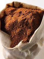 Hot Paprika powder - stock photos