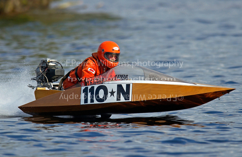 110-N     (Outboard Runabout)